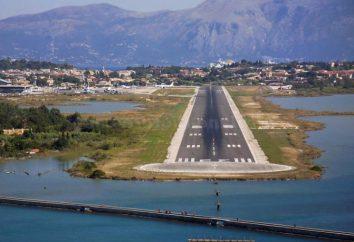 Corfou Aéroport: informations utiles