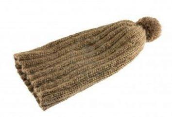 Como tricotar um chapéu de malha e crochê