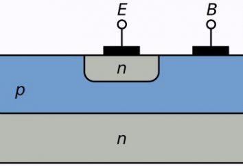 Transistor bipolaire: commutation de circuits. Le circuit de commutation du transistor bipolaire à émetteur commun