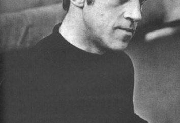 Biografía Vysotsky Vladimir Semenovich. Artículo 76 al aniversario del actor, poeta y bardo
