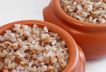 Grano saraceno dieta: quanto si può buttare su un sistema di potere?