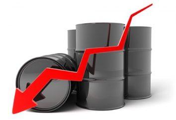 Pourquoi le pétrole chute? Le prix du pétrole tombe: causes, conséquences