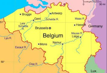 Où est la Belgique? la langue de l'Etat belge