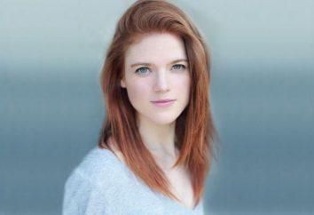 Rouz Lesli – attrice scozzese noto