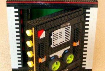 Jak bezpiecznie z Lego? Instrukcje