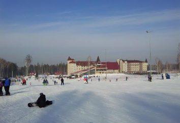 Tanai – Skigebiet im Gebiet Kemerowo