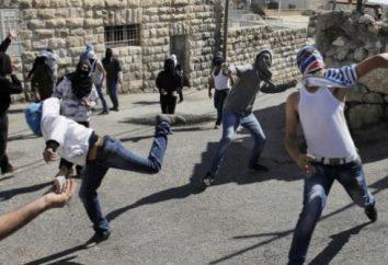 Intifada – un movimento militante arabo. Che cosa è l'Intifada