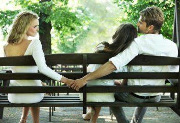 Comment savez-vous s'il existe une maîtresse de son mari? Fort-dire