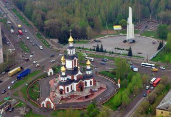 Las ciudades más seguras de Rusia: rating