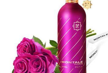Montale Musc Roses: avis, les descriptions de saveur. Parfum pour Femmes
