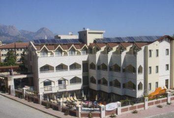 Hotel Himeros Life Hotel 4 *, Kemer, Turquia: uma visão geral, descrição e comentários
