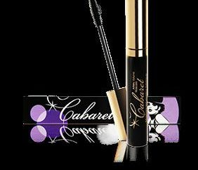 """Mascara """"Cabaret Vivienne Sabo"""": avis. Mascara avec un effet scénique"""