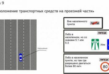 Lokalizacja pojazdu na jezdni: SDA