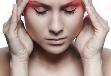 amamentação Dor de cabeça – o que as drogas que você pode beber?