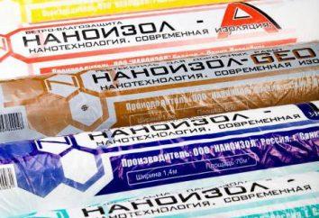 """Paroizolyator """"Nanoizol B"""": Gebrauchsanweisung"""
