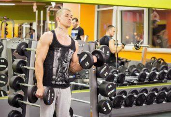 gymnase Perm pour construire le muscle
