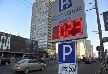 Jak zapłacić za parkowanie w centrum Moskwy: telefon, gotówką, kartą kredytową?
