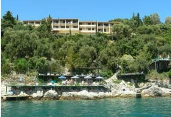 Hotel Nautilus Barbati 3 * (Korfu, Grecja.): Recenzje, opisy i recenzje