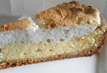 """Cake """"Łzy anioła"""": przepis na oryginalny, piękny i pyszny deser"""
