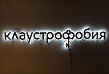 """Krasnojarsk, """"Klaustrofobia"""" – miejsce, gdzie marzenia się spełniają"""