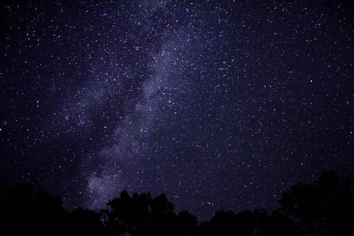 beschreibung lichtquelle sterne