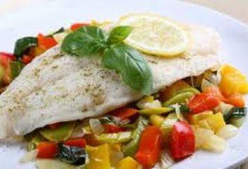Cocinar en casa. Pescado con verduras en multivarka