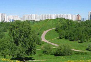 """Park """"Moskvoretsky"""" – nietknięty przez narody natury cywilizacji"""