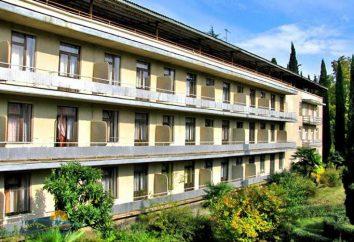Pensionnat « Laguna » Abkhazie: photos et commentaires