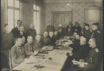 Quelles étaient les conditions de la paix de Brest: un résumé de l'accord et ses implications