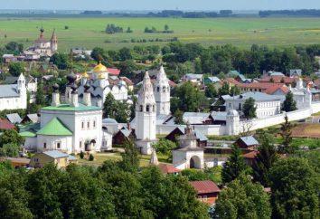 Suzdal, Klasztor Pokrowski: historia, opis, ciekawostki