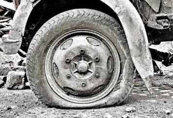 Como se cansam de pneus velhos? recauchutagem a frio