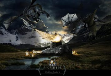 Skyrim: requisitos do sistema. jogando Skyrim