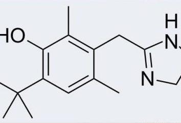 """""""Oksymetazolina"""": analogi, instrukcje użytkowania i opis"""