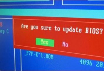 Flasher le BIOS: guide étape par étape