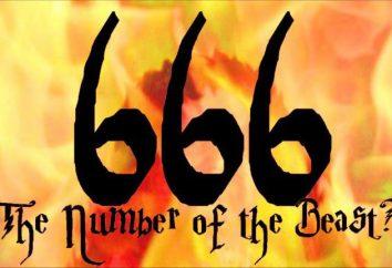 666 – pourquoi le nombre du diable? « Numéro du Diable » – Faits intéressants