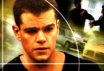 """Bourne Supremacy"": actores, roles, argumento"