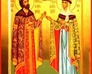 La storia di Pietro e Fevronia. Storia dei Santi Pietro e Fevronia di Murom