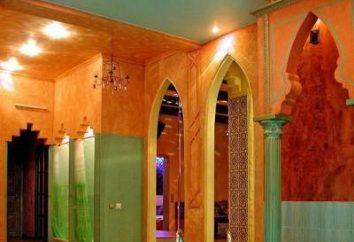 Sauna w Moskwie dla dwojga: adresy, numery telefonów, opinie