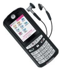 """Motorola E398"" – przegląd telefonu komórkowego"