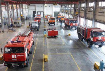 Vargashinsky impianto antincendio e attrezzature speciali. Fabbricazione e riparazione di attrezzature antincendio