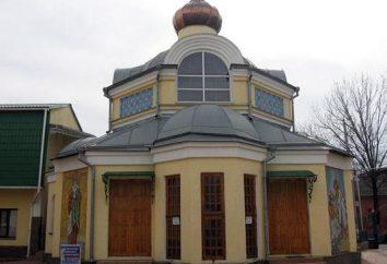 Holy Trinity Cathedral (Simferopol): Geschichte, Beschreibung, Fotos, Adresse