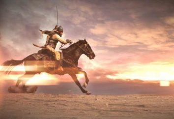 """Khalid ibn al-Walid, surnommé Saifullah ( """"épée d'Allah""""). Les compagnons du Prophète Muhammad"""