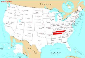 Tennessee – Estado de los Estados Unidos: Descripción e interesantes hechos