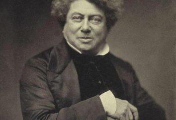 Aleksandr Dyuma: biografia e obra do famoso escritor