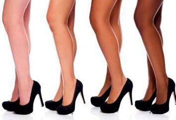 De lo que al desgaste corporal pantimedias? Sombras de medias corporales. ¿Por qué las medias del cuerpo – mal gusto? ¿Qué mejor leotardos: Negro o personal?
