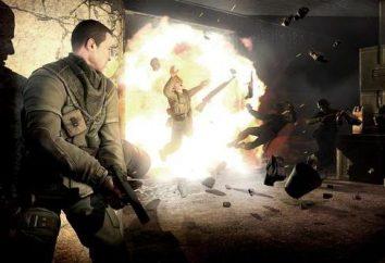 Sniper Elite 3: di passaggio, panoramica, codici, recensioni
