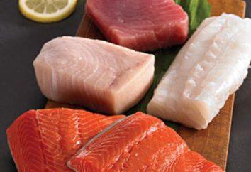 """""""Saguday"""": la recette. « Saguday » du maquereau, du poisson blanc de saumon, poisson blanc: photos de recette"""