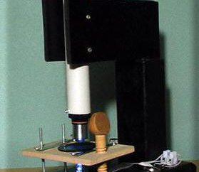 Jak zbudować mikroskop z rękami: do produkcji instrukcji
