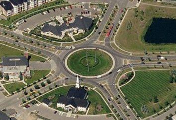 Ruch kołowy: skrzyżowanie opcje podróży