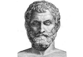 Thales: filozofia z punktu widzenia naturalnego podejścia